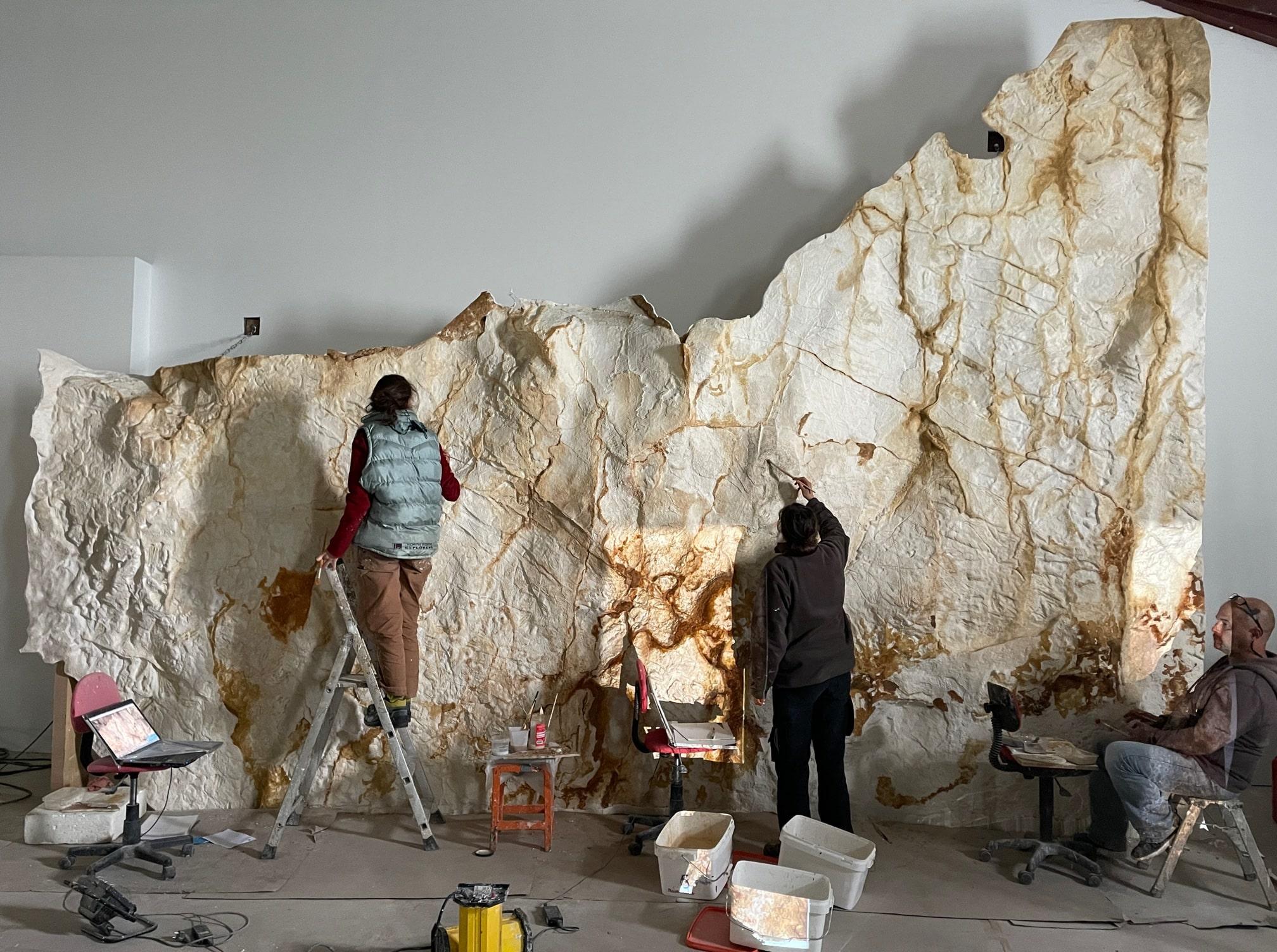 Réplique grotte Cosquer