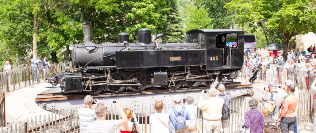 train historique