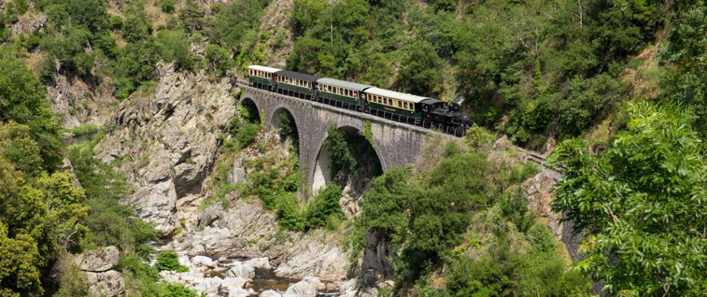 Train Ardèche