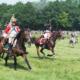 Reconstitution Bataille de Waterloo 2019- Memorial 1815