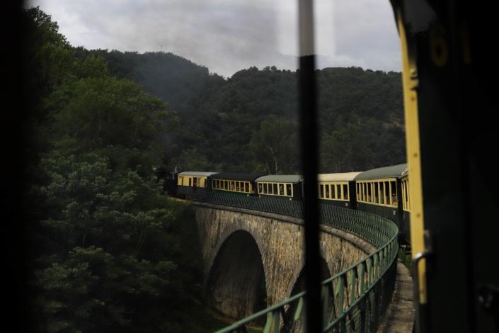 130 ans du Train de l'Ardeche