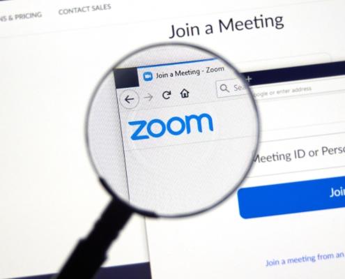 Zoom, Teams et l'utilisation en france ?