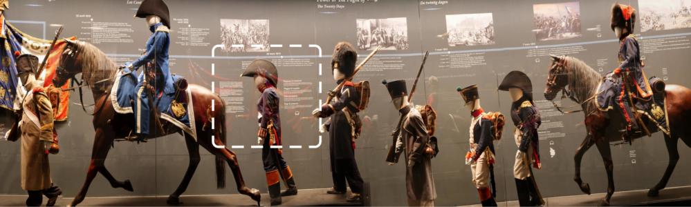 galerie des uniformes memorial waterloo 1815