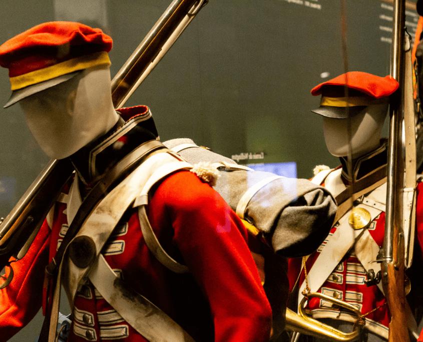 Soldat galerie uniformes