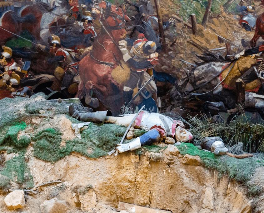 Panorama soldat