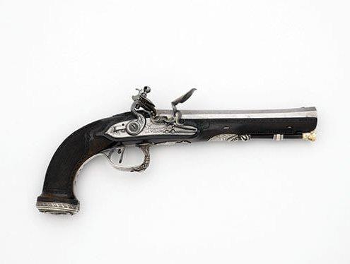 Pistolet empire