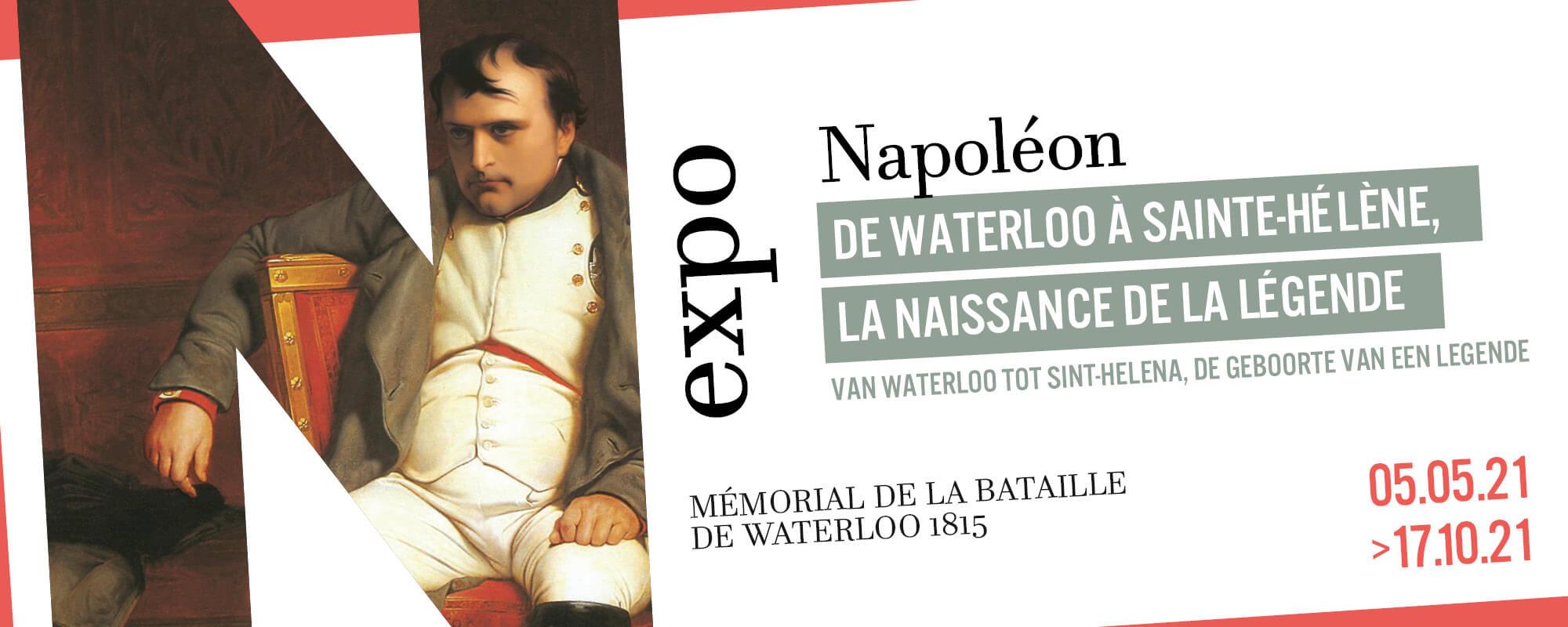 visuel expo napoleon memorial waterloo 1815