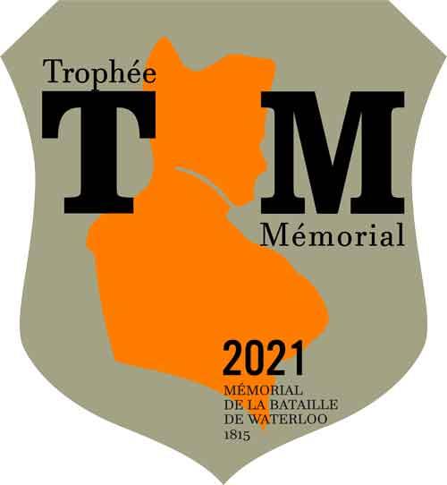 blason concours cavalerie trophee memorial